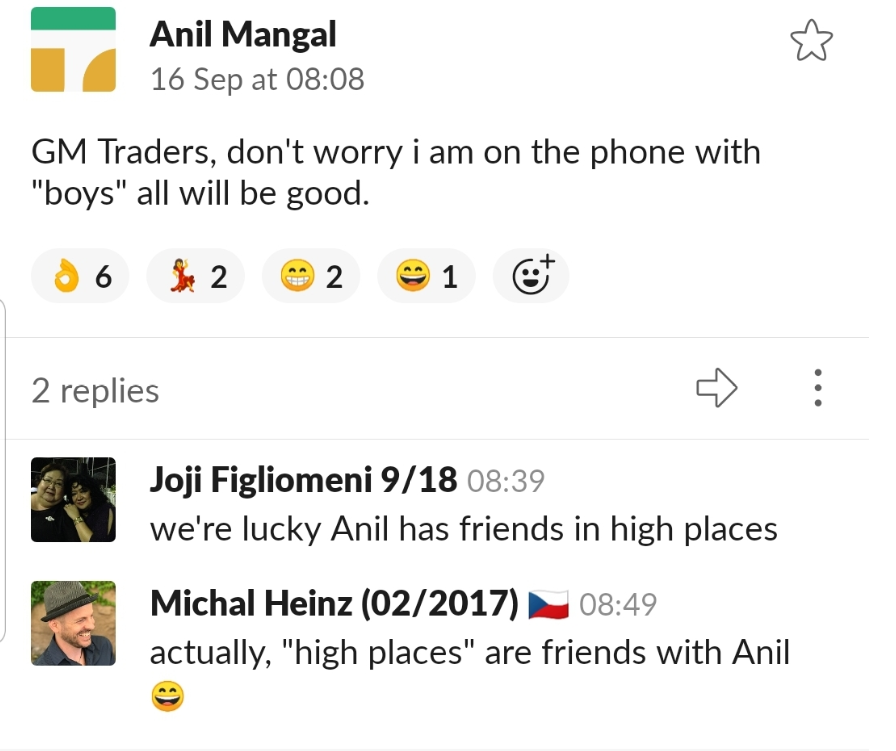 Anil Margin's Lack of Remorse and Guilt